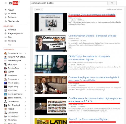 Comment avoir plus de vues sur Youtube, et ensuite transformer ses prospects en clients satisfaits ? 14