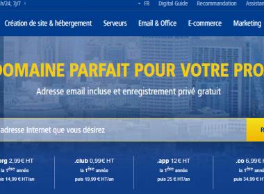 Comment créer un blog avec 1and1.fr ? - Partie 1 l'installation et la configuration 6