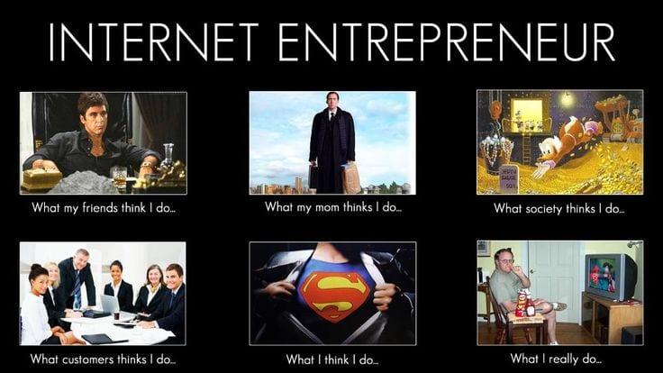 Réussir en tant que web entrepreneur : 3 conseils et 4 erreurs à ne pas commettre ! 1