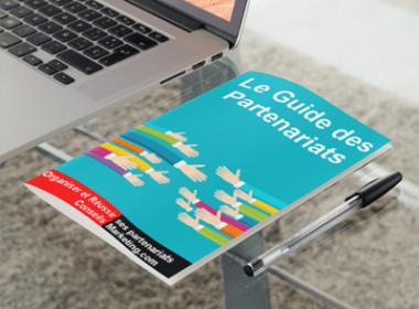 """Je vous offre mon dernier livre : """"Le Guide des Partenariats"""" ! 105"""