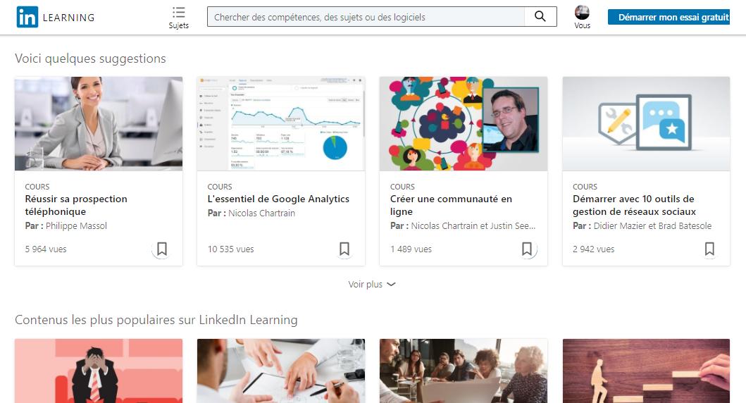 Formations en ligne au Webmarketing : Les 9 solutions pour se former à tous les prix ! 11