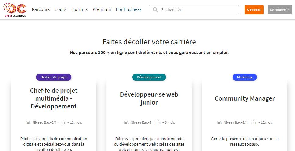 Formations en ligne au Webmarketing : Les 9 solutions pour se former à tous les prix ! 12