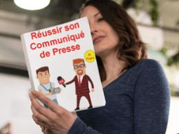 """Je vous offre mon livre """"Réussir son Communiqué de Presse"""" - 70 pages 8"""