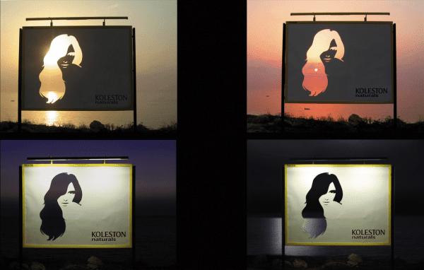 Les publicités les plus créatives sur la Canicule 2