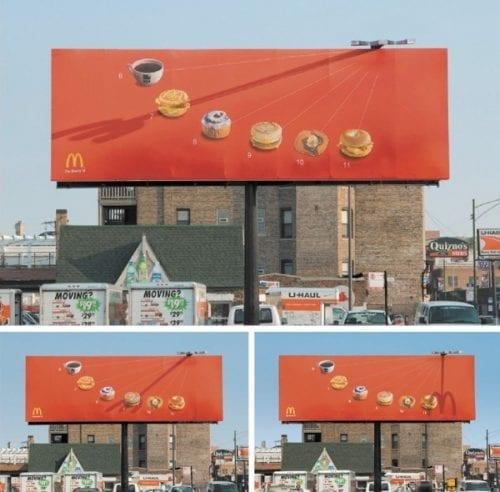 Les publicités les plus créatives sur la Canicule 12