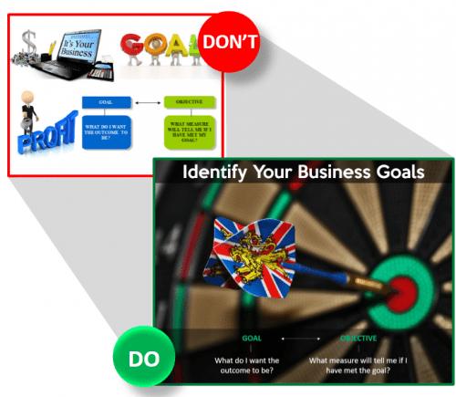 Comment réussir une bonne présentation Powerpoint ? Les clés d'une Présentation à l'Américaine ! 22