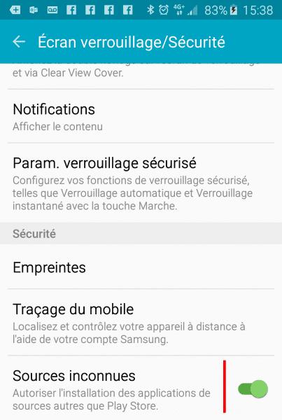 Comment installer une version béta de son App Mobile sur un Smartphone ? 4