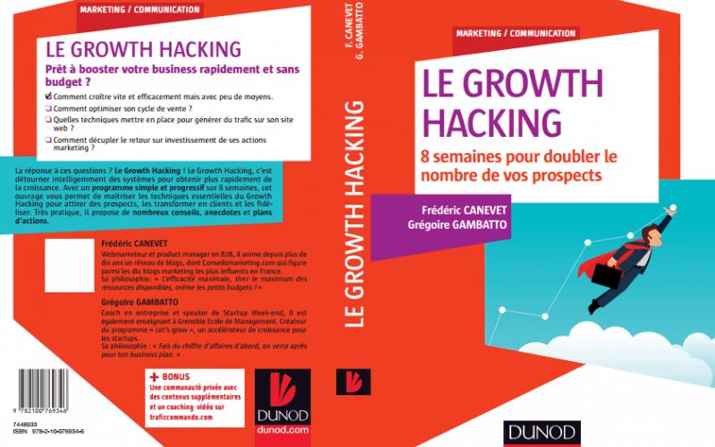 livre growth hacking