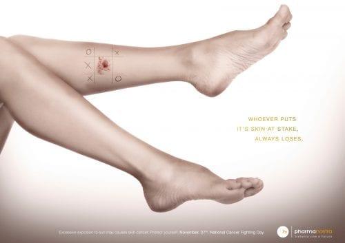 Les publicités les plus créatives sur la Canicule 27