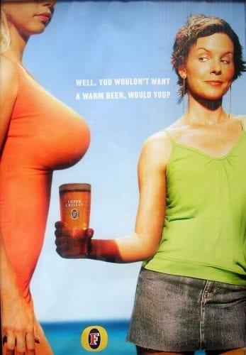 Les publicités les plus créatives sur la Canicule 25
