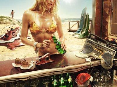 Les publicités les plus créatives sur la Canicule 42