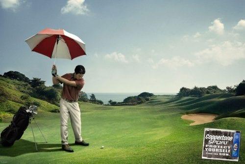 Les publicités les plus créatives sur la Canicule 55