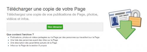 Comment fusionner deux pages Fans Facebook ? - Le mode d'emploi pas à pas ! 7