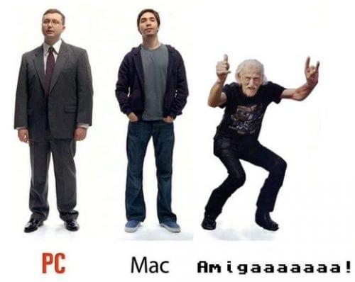 I am a Mac, I am a PC, l'ensemble de 66 publicités ! 11