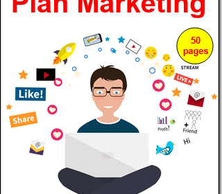 """Je vous offre mon guide """"Réussir son Plan Marketing"""" - 80 pages 95"""