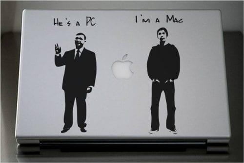 I am a Mac, I am a PC, l'ensemble de 66 publicités ! 10