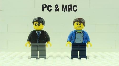 I am a Mac, I am a PC, l'ensemble de 66 publicités ! 13
