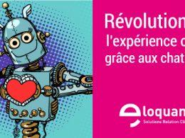 Web Séminaire le 14/09 : Intégrez un chatbot pour optimiser votre Relation Client ! 80