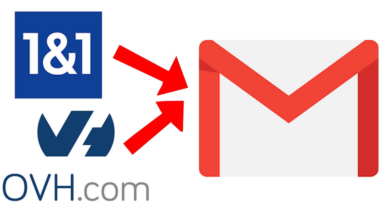 Comment envoyer et recevoir des emails depuis Gmail avec une autre adresse email ? 1