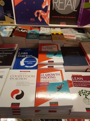 """Ca y est ! Mon livre """"Le Growth Hacking"""" est enfin disponible ! - Les coulisses de la publication d'un livre ! 6"""