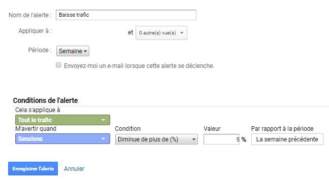 6 astuces hyper simples dans Google Analytics pour augmenter votre taux de conversion ! 11