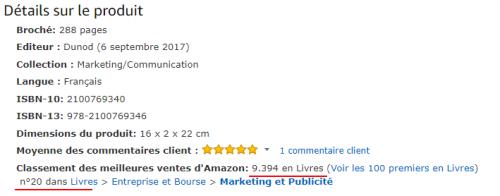 """Ca y est ! Mon livre """"Le Growth Hacking"""" est enfin disponible ! - Les coulisses de la publication d'un livre ! 32"""