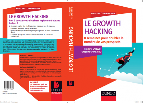 """Ca y est ! Mon livre """"Le Growth Hacking"""" est enfin disponible ! - Les coulisses de la publication d'un livre ! 21"""