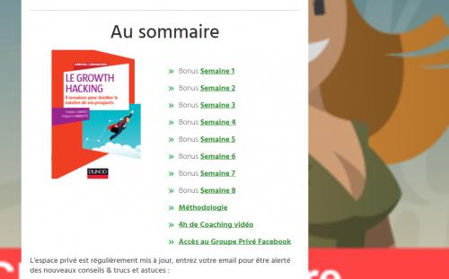 """Ca y est ! Mon livre """"Le Growth Hacking"""" est enfin disponible ! - Les coulisses de la publication d'un livre ! 26"""
