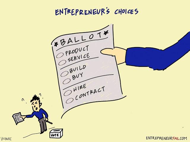 Tout le monde ne peut pas devenir entrepreneur : 5 faits incompatibles avec l'Entreprenariat ! 10