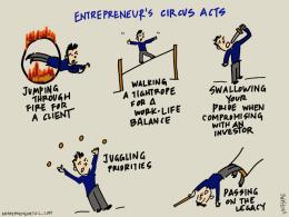 Tout le monde ne peut pas devenir entrepreneur : 5 faits incompatibles avec l'Entreprenariat ! 17