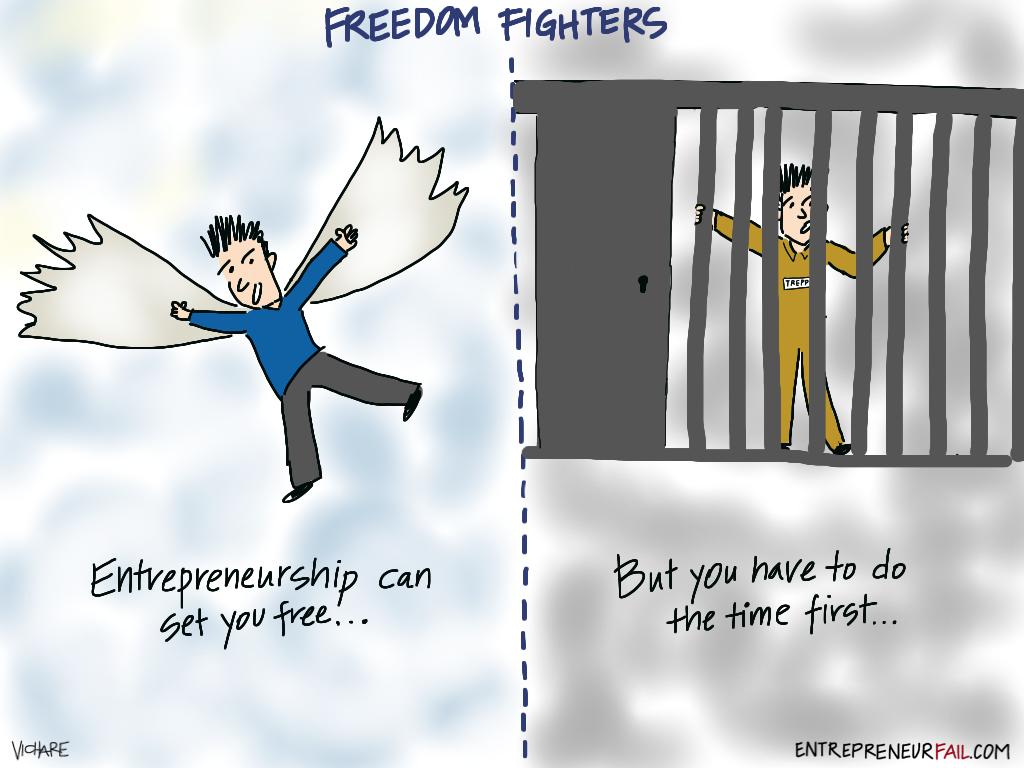 Tout le monde ne peut pas devenir entrepreneur : 5 faits incompatibles avec l'Entreprenariat ! 12