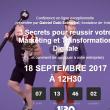 Web Séminaire : 3 Secrets pour réussir votre Marketing et Transformation Digitale ! 60