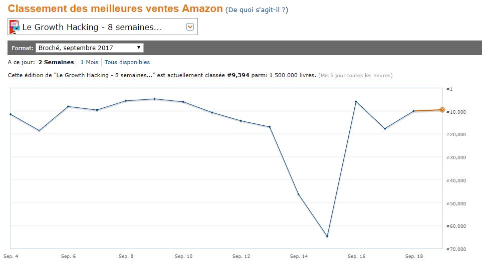 """Ca y est ! Mon livre """"Le Growth Hacking"""" est enfin disponible ! - Les coulisses de la publication d'un livre ! 27"""
