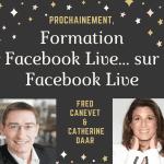 Donnez l'accès à vos experts en live – Walkcast Facebook [63] 2