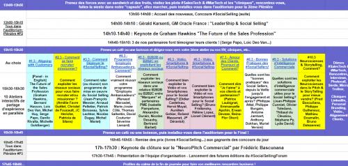 J'ai votre Kit de Survie pour le Social Selling Forum ! 7