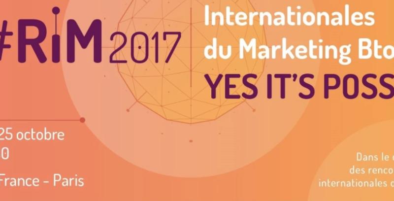 Découvrez comment vous développer à l'international : Les Rencontres Internationales du Marketing BtoB - 25 Octobre 4