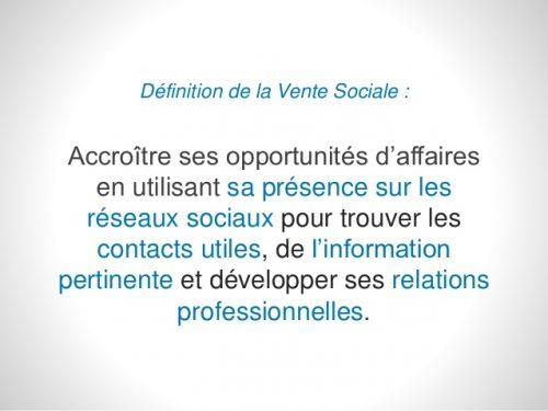 Qu'est-ce que le Social Selling ? - Interview de Raphaël Ducottet Coach Commercial 6