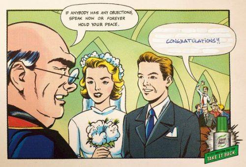 Les plus belles publicités sur le Mariage... pour les fans de Mariés au Premier Regard 46