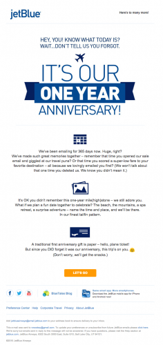Spécial emailing : 25 conseils pour améliorer la conversion de vos campagnes d'eMailing ! 50