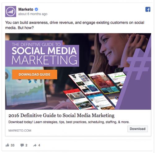 5 étapes pour lancer une publicité Facebook qui convertit. 33