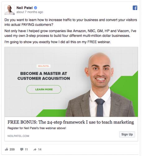 5 étapes pour lancer une publicité Facebook qui convertit. 34