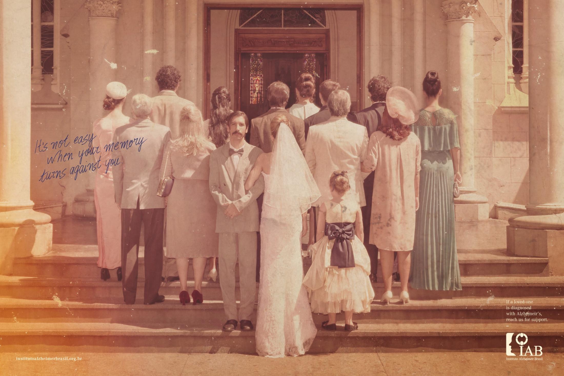 Les plus belles publicités sur le Mariage... pour les fans de Mariés au Premier Regard 5