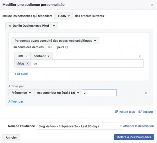 5 étapes pour lancer une publicité Facebook qui convertit. 21