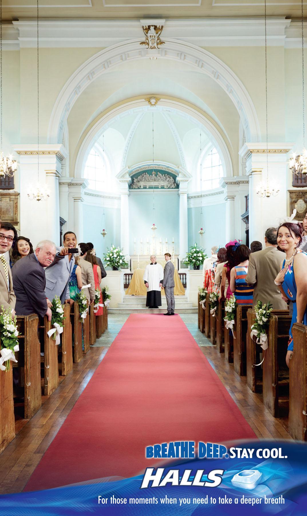 Les plus belles publicités sur le Mariage... pour les fans de Mariés au Premier Regard 13