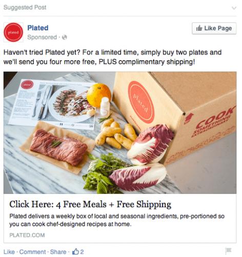 Comment réussir une bonne publicité sur Facebook Ads ? 44