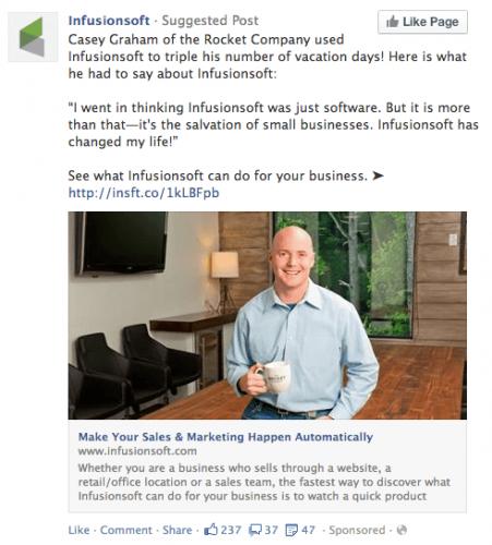 Comment réussir une bonne publicité sur Facebook Ads ? 46