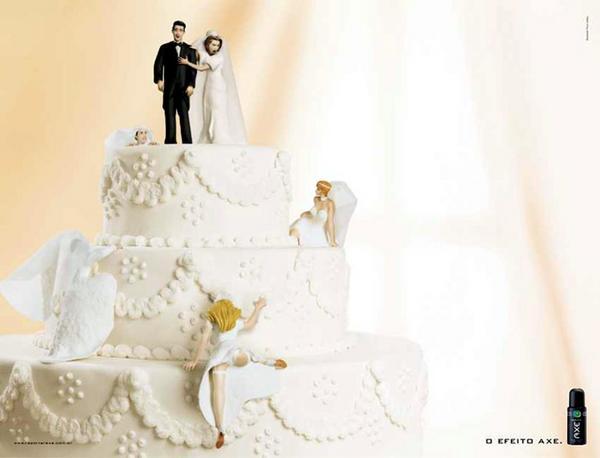 Les plus belles publicités sur le Mariage... pour les fans de Mariés au Premier Regard 14