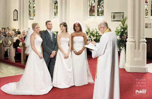 Les plus belles publicités sur le Mariage... pour les fans de Mariés au Premier Regard 19