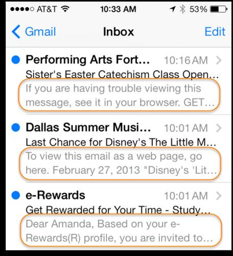 Spécial emailing : 25 conseils pour améliorer la conversion de vos campagnes d'eMailing ! 41