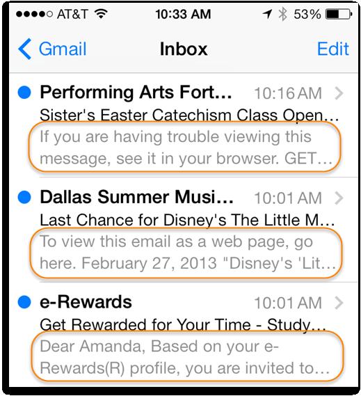Spécial emailing : 25 conseils pour améliorer la conversion de vos campagnes d'eMailing ! 37